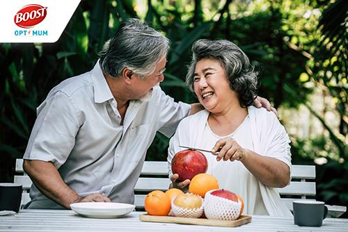 Cara hitung kebutuhan gizi lansia