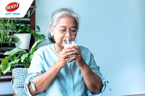 Memilih Susu Nutrisi untuk Lansia