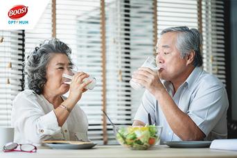 7 Vitamin untuk Orang Tua & Kandungan Gizi untuk Dukung Daya Tahan Tubuh
