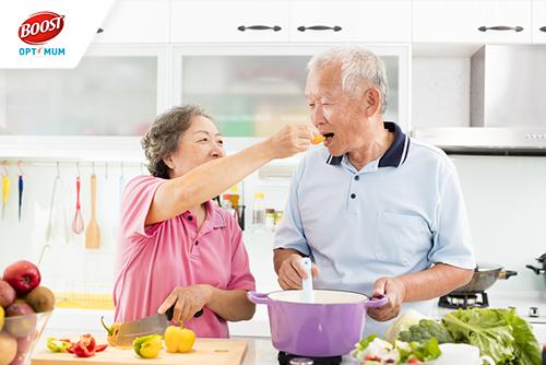 Vitamin untuk orang tua yang tingkatkan imun tubuh & cegah penyakit